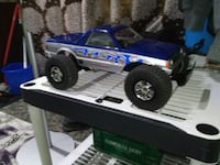 blue and white RC car Brampton, L7A