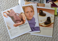 Chick Knits - Step by Step Technique Guidebook Georgetown Township