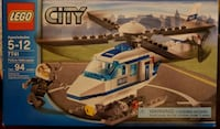 LEGO City Helicopter #7741.
