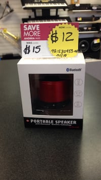 CRAIG Portable Bluetooth speaker Miami, 33174