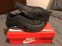 Air Max 97 All-over print black/red Dayton, 45458