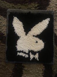Playboy Latch hook rug Hamilton, L8L 3T9