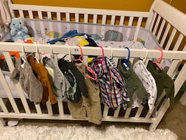 Baby boy 0-3 months clothing