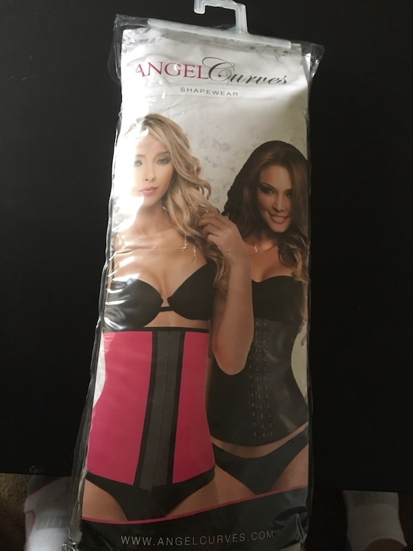 d43c510941 Used Angel curves shapewear waist trainer in package for sale in Vancouver