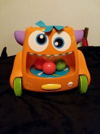 Monster Fisher and Price