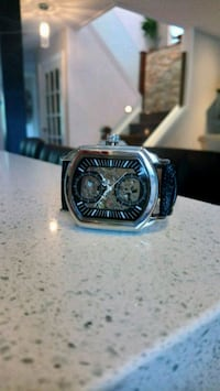 Cartier styled black Chrome automatic watch  Toronto, M1H 3G2