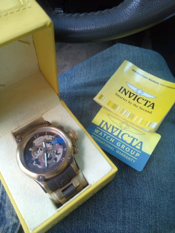 Invicta Russian Diver model 11610   4