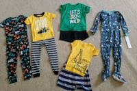 Boys carters pajamas, 4t,  new Warrenton