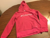 red and white Nike pullover hoodie Coquitlam, V3K