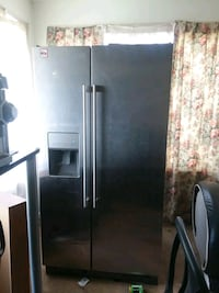 Fridge and washer dryer great condition! Germantown