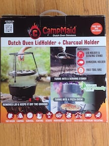 CampMaid Dutch Oven Cook Kit