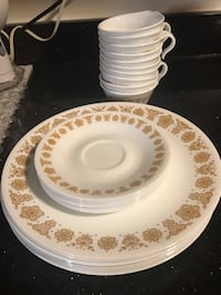 Corelle Dinner plates Falls Church, 22041