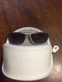 Diesel sunglasses with case Calgary, T2B 0S1