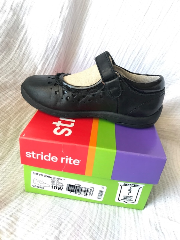 Girls shoes Stride rite (size10W) 96050a25-1724-42df-8953-88d0d6871046