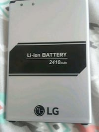 Cell phone LG replacement battery