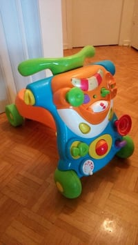 Bruin walker for baby or ride on toy