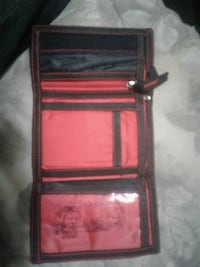 Good condition Dragon style wallet (Red) Edmonton, T5A 1R9