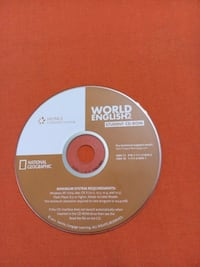 World english 2 dil cd'si
