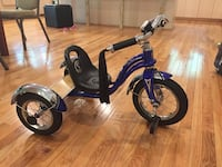 Schwin tricycle, toddler bicycle. Excellent condition. Ring. So handsome!  Ashton, 20861