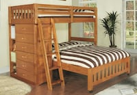 NEW! T/F Bunk Bed Discount Furniture and Mattress Lakeland