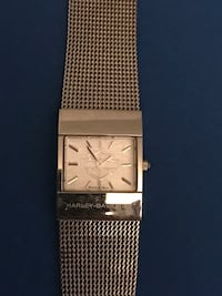 Harley Davidson Bulova Watch Metal Mesh Band 2005 Series obo Virginia Beach, 23452