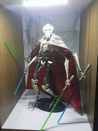 Star wars General Grevious 1/6 eski seri hasbro