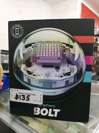 Sphero bolt robotic ball brand sealed. Toronto, M9V 1L2
