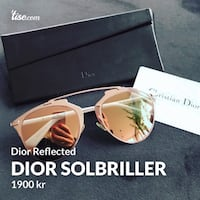 Dior Reflected solbriller Haslum, 1344