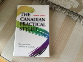 THE CANADIAN PRACTICAL STYLIST TEXTBOOK