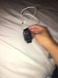 Apple Watch series 1 good condition not locked and I gotta charger  Rochester, 14616