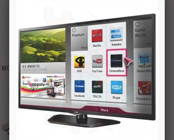 LG  [TL_HIDDEN] 0p 120Hz LED HDTV with Smart TV Magic