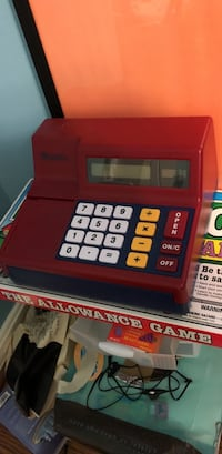 red and black cash register Alexandria, 22314