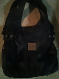 black leather handbag Spokane, 99218