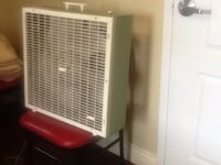 white and gray space heater Laval, H7V 2P6