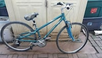 For parts Giant Cypress Hybrid Bicycle bike
