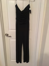Women's strapless jumpsuit small Winchester