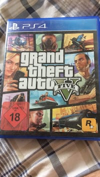 Grand Theft Auto Five PS4 spill tilfelle Oslo, 0977