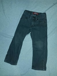 Boys sz 5 Gray Levis