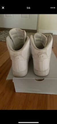 Air Force 1 high size 10.5 Lakewood, 90715