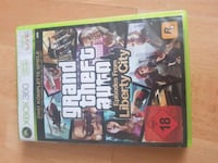 Grand Theft Auto Liberty City Xbox 360 Spiel Fall