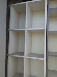 7.5' Double sided shelving several to choose  Mobile