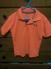 Boys Youth orange Under Armour shirt Knoxville, 37912