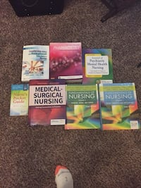 Nursing school books (RN) Snellville, 30039