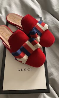 Gucci mules size 5-1/2 or 35-1/2 Mississauga, L4Y 3X8