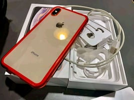 Gold iPhone xmax for sale