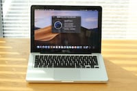 "MacBook Pro 13""  Mid 2012 / 120 GB SSD / 8GB / Core i5 Vancouver"