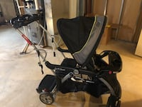 Sit and Stand Stroller  Kansas City, 64134