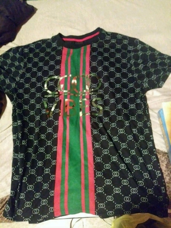 a1a3ef0be Used Gucci Good Vibe shirt size XL for sale in Paterson - letgo