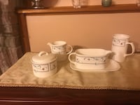 Mikasa Annette dishes and accessories Poughkeepsie
