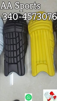Kids Batting Gloves & Pad Sialkot